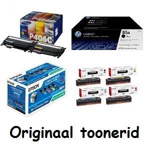 originaal toonerid