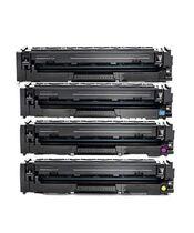 HP 203X, CF540-3X CMYK