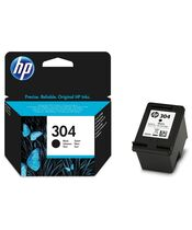 HP 304, N9K06AE Black