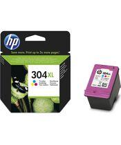 HP 304XL, N9K07AE Tri-Color