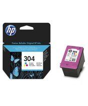 HP 304, N9K05AE Tri Color