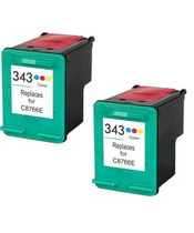 HP 343 TriColor TWINPACK!