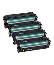 HP 508A, CF360-3A CMYK