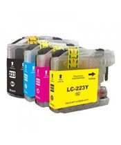 Brother LC223 CMYK